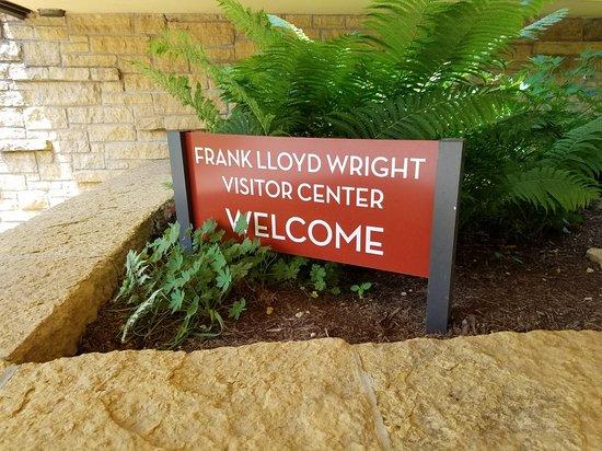 Foto de Frank Lloyd Wright Visitor Center