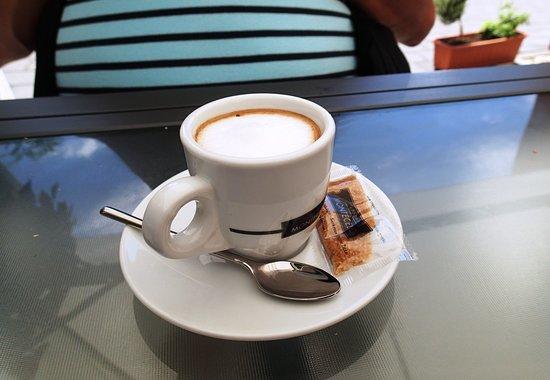 Modrice, República Checa: Coffee time