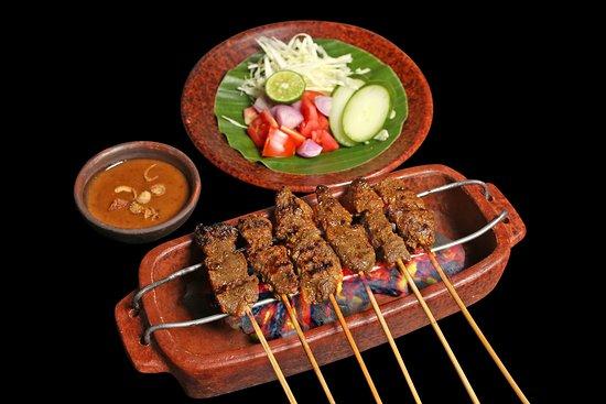 Asian Spice Restaurant: Indonesian Satay