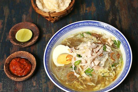 Asian Spice Restaurant: Indonesian Soto Ayam