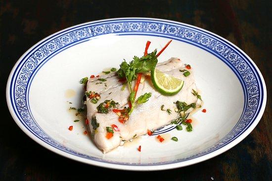 Asian Spice Restaurant: Thai Steamed Fish