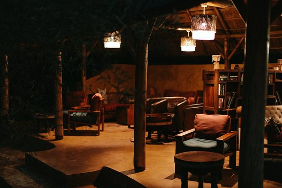 Kibale National Park, Uganda: Lounge