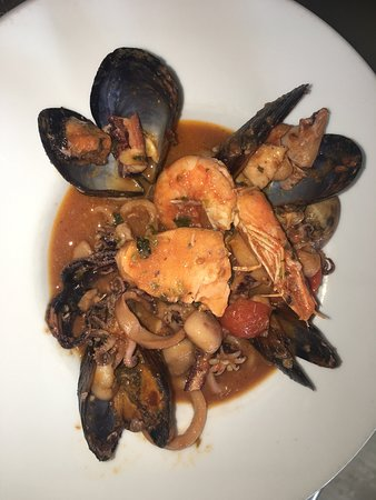 """Trattoria Roma: We recommand you """"Zuppa di pesce"""" that is prepared only on weekend :))"""