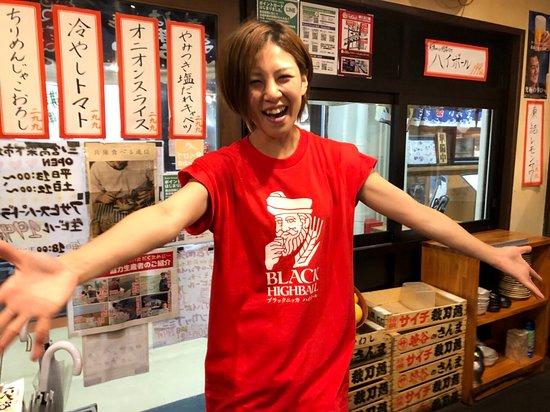 Sannomiya Kokashita Ichiba: 笑い声が絶えない居酒屋!