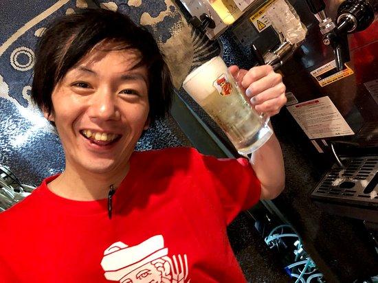 Sannomiya Kokashita Ichiba: いつもどこでも何をしていても笑顔!