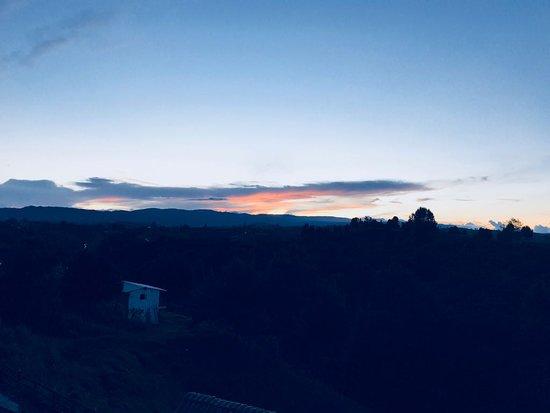 Atardeceres entrerrios Antioquia la Suiza colombiana