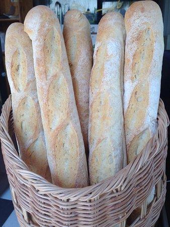 Le Pain du Coeur: Polish Bread