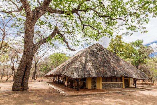 Salima, Malawi: Bush Villa   Photo by Frank Weitzer.