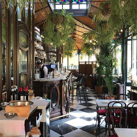 imagen Cafe El Espejo restaurante en Madrid