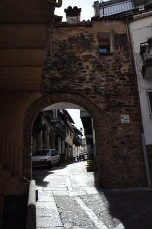 Guadalupe, Spanyol: Street view.