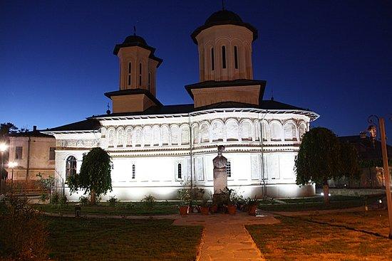 belvedere restaurant de verlichte kerk