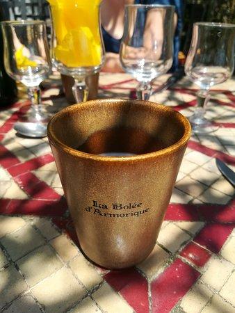La Perriere, France: Cidre