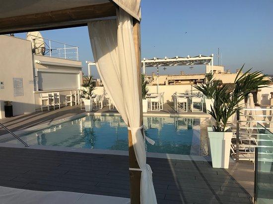 BQ Aguamarina Boutique Hotel: pool area