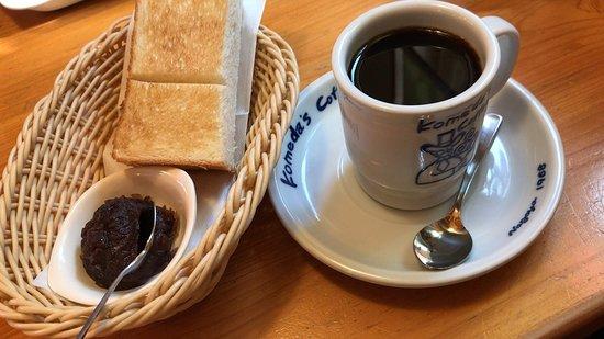 Komeda Coffee Fujiyoshida照片