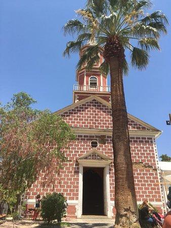 Elki Magic: A church