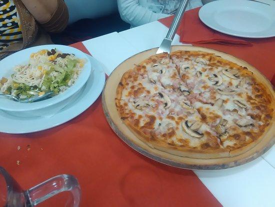 Il Pizzaiollo: Casa nova mas a qualidade das pizzas é a mesma (Pizzaiollo)