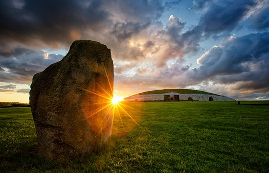 Bettystown, Irland: Surrounding Area ~ Newgrange, UNESCO World Heritage Site within The Boyne Valley.