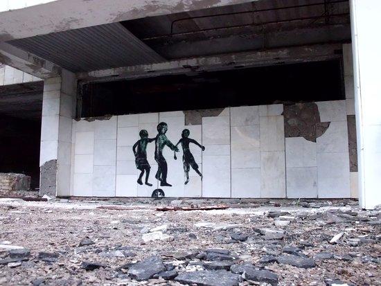 Pripyat, Ukraine: Тени...