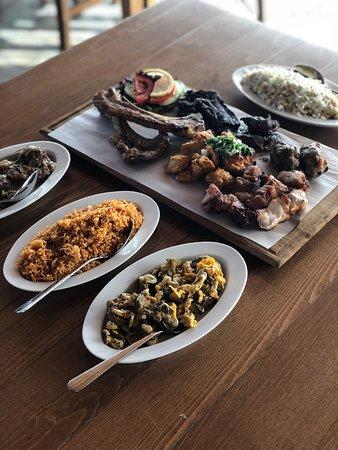 Pervolia, Chipre: Meat Meze