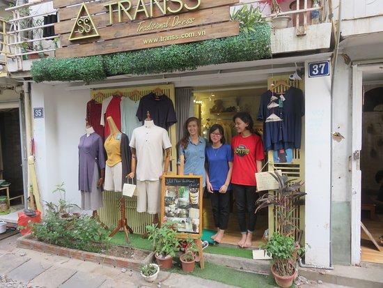 Transs Design by Huyen Le