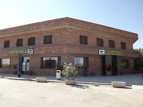 Villarta de San Juan, Spain: El sitio es agradable para una parada y comer