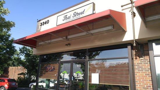 Entrance Picture Of Thai Street Food Kitchen Lexington Tripadvisor