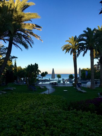 Hotel Son Caliu Spa Oasis: Vor Sonnenuntergang