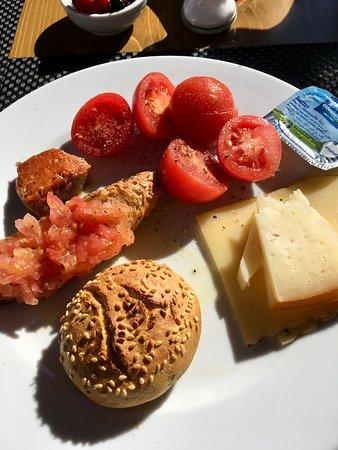 Hotel Son Caliu Spa Oasis: Typisches Mallorcafrühstück