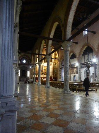 Chiesa della Madonna dell'Orto: Cartoline da Venezia, Italia