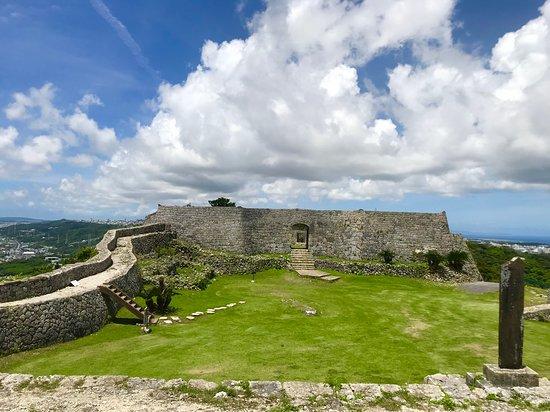 Nakagusuku Castle Ruins
