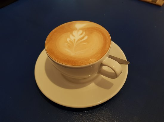 Dana Bay, Sydafrika: Come and experience the delicious Brothers Coffee