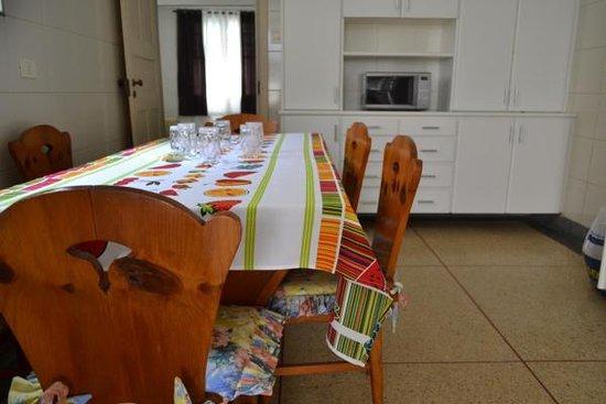 Hotel & Hostel Brás: Cozinha full equipada
