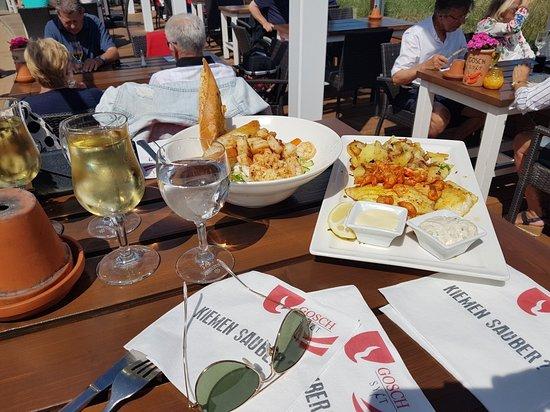 Foto de Gosch Restaurant