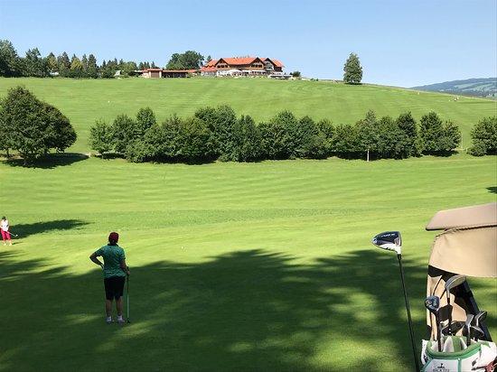 Golf Course Auf der Gsteig