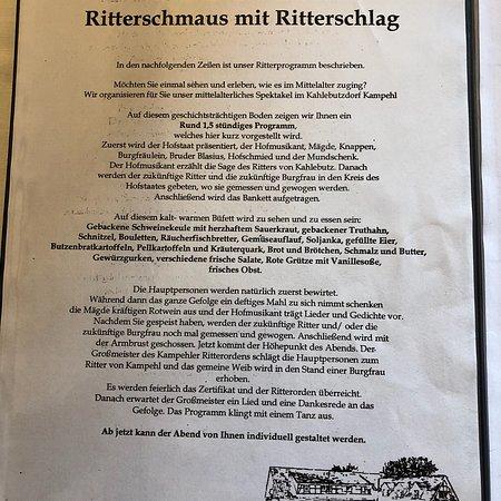 Wusterhausen, Alemania: Ritterhof - Ritterbutze