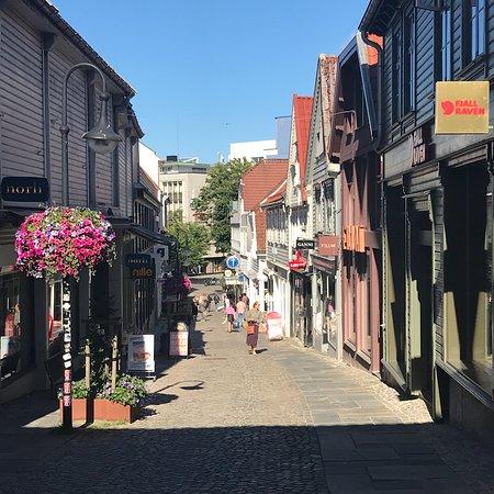 Old Stavanger Foto