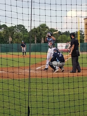 Astros Vs Marlins Osceola County Stadium Picture Of Osceola County Stadium Kissimmee Tripadvisor