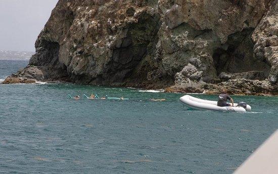 Adventure Sports Sailing: Snorkeling at Creole Rock