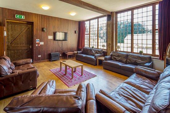 Grittleton, UK: Guest lounge