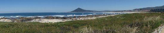 Praia do Moledo: uitzicht