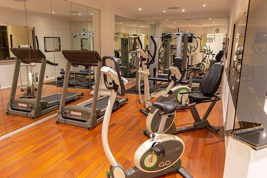 Taj Mahal Hotel: Gym