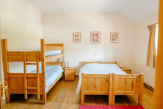 Grittleton, UK: Family room