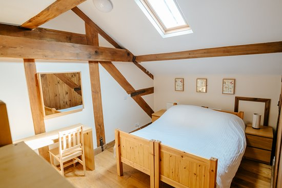 Grittleton, UK: Double room