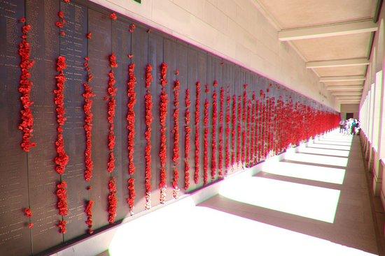澳洲战争纪念馆照片