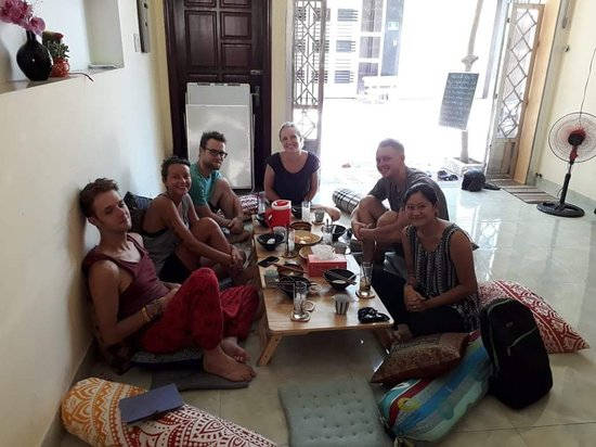 Namaste Vung Tau: My favorite chill house . Great foods . Great healthy fruits juice . Owner handsome and very fri