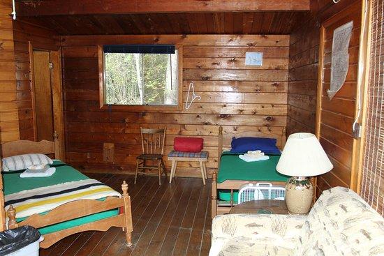 Kenora District, Canada: Cabin #4 - interior