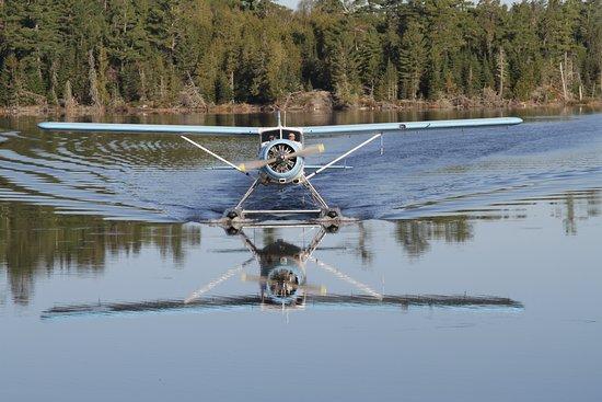 Kenora District, Canada: DeHavilland DHC-2 Beaver