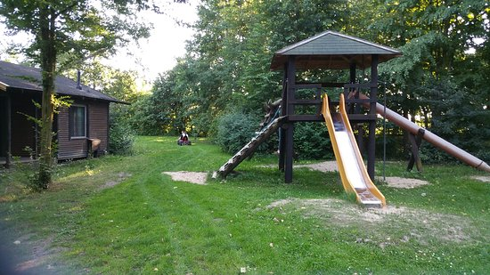 Hechthausen, Germany: Einen der Spielplätze