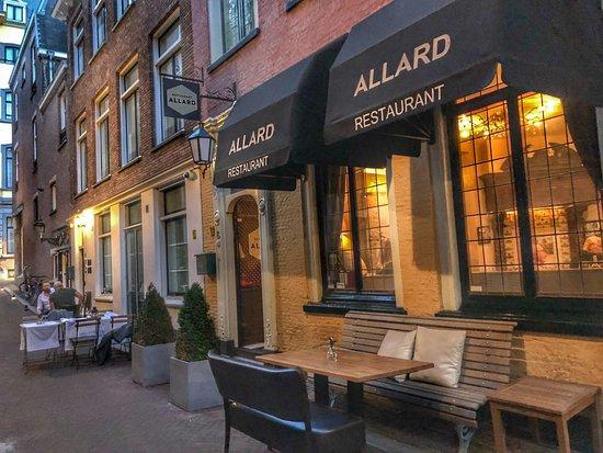 Restaurant allard den haag restaurantbeoordelingen for Den haag restaurant