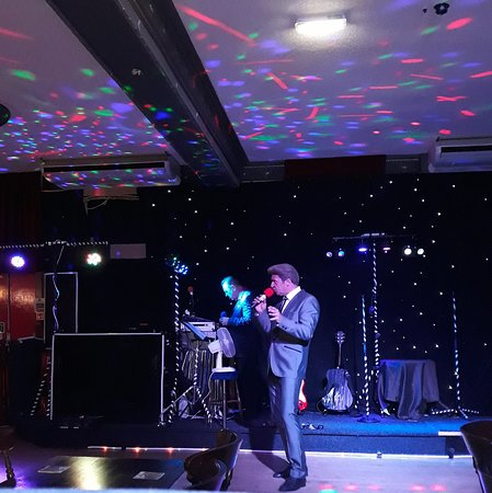 Queens Hotel: Billy Fury tribute act was really good ...